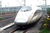 High speed train from Mystore to Chennai