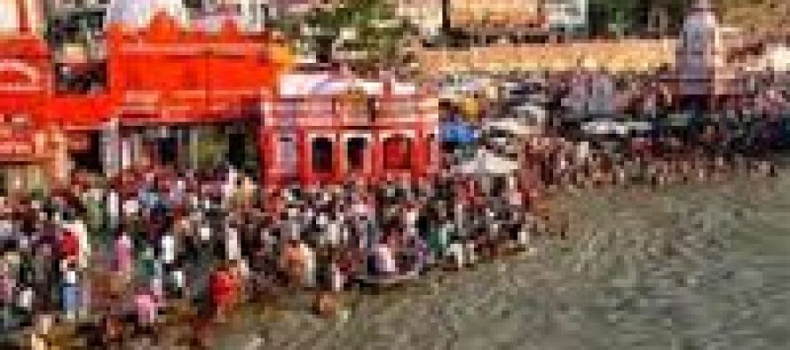 Ganga development gets Rs.2,037 crore