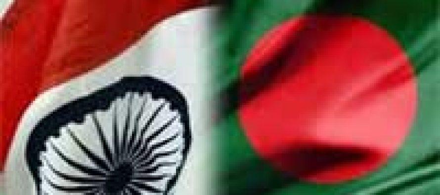 India, Bangladesh to discuss terrorism, border crimes