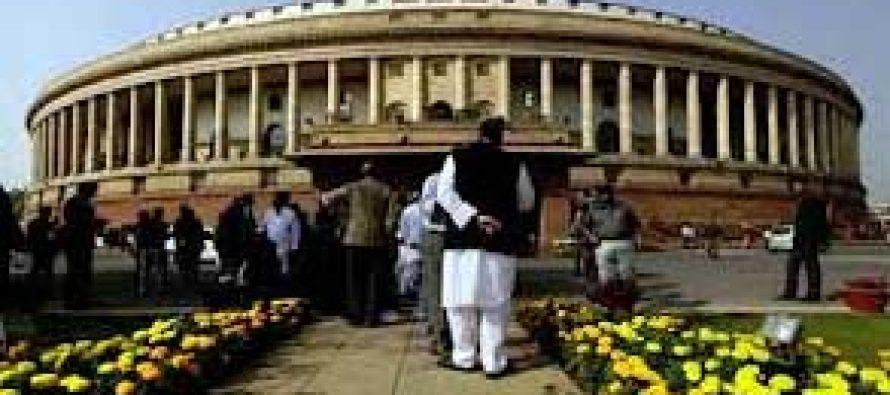 Lok Sabha adjourned after obituary references