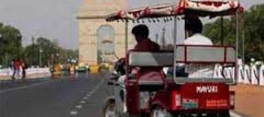 Ban e-rickshaws, high court orders Delhi government