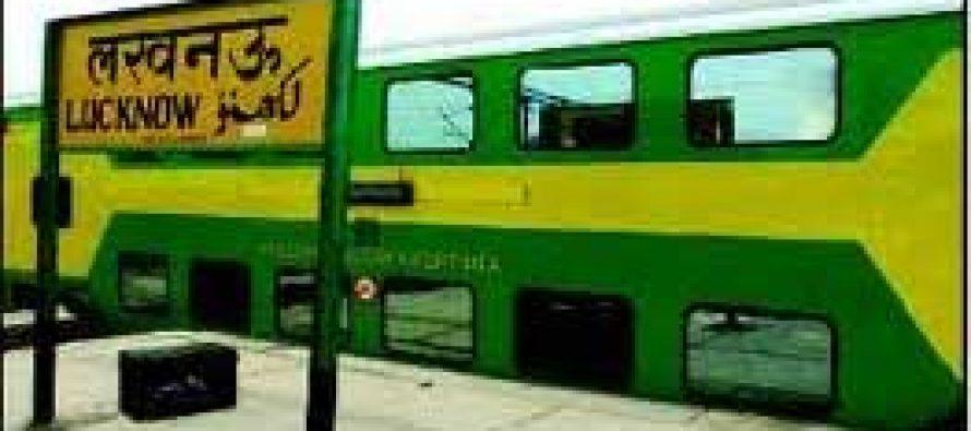 Lucknow-New Delhi double-decker train soon