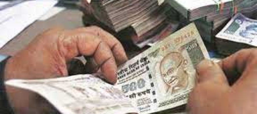 India's April-June fiscal deficit at $49.2 billion