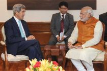 Kerry meets Modi in prelude to Washington summit