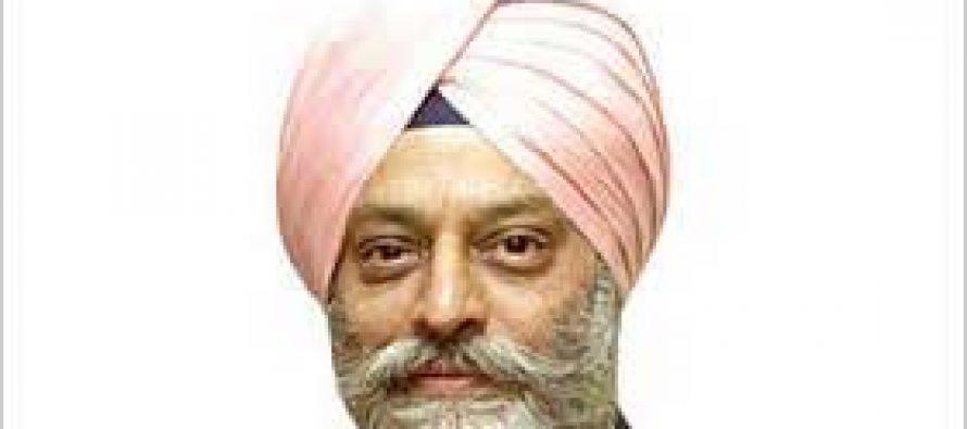 Deputy NSA Nehchal Sandhu quits