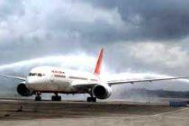 India's domestic air passenger traffic up 16.3 percent