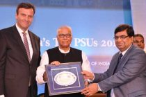 BHEL was felicitated by Dun & Bradstreet on completion of 50 years of engineering excellence at India's Top PSUs 2014,