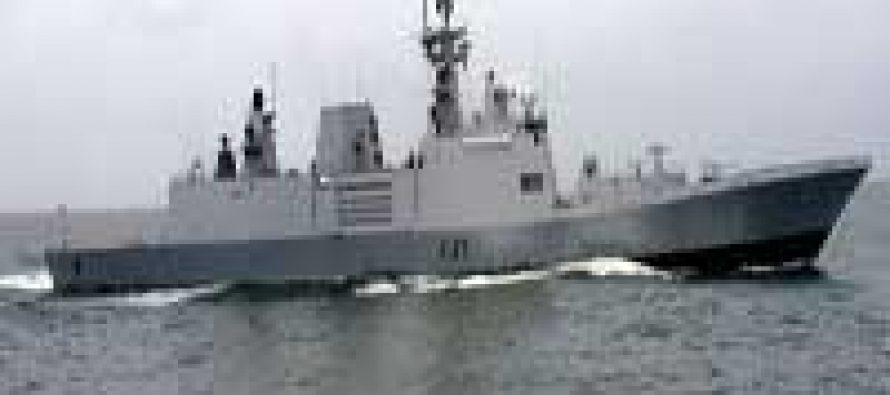 Indian Navy warship reaches Vietnam on goodwill visit