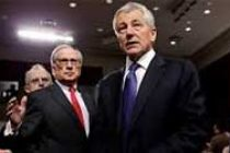 US defence secretary Hagel arrives in India