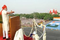 The Prime Minister, Narendra Modi addressing the Nation on the occasion of 68th Independence Day