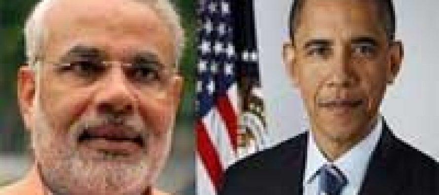 PM Modi invites President Obama to be 2015 R-Day chief guest