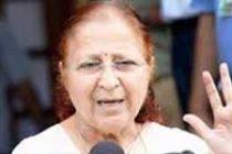 Lok Sabha speaker rejects adjournment motion over black money