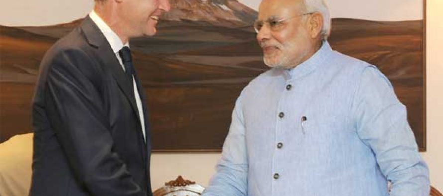 Modi invites Britain for energy efficiency co-operation