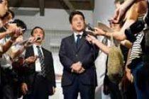 Japanese PM set to reshuffle cabinet