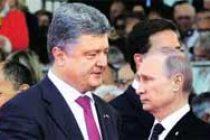 Putin, Poroshenko hold bilateral meeting in Minsk