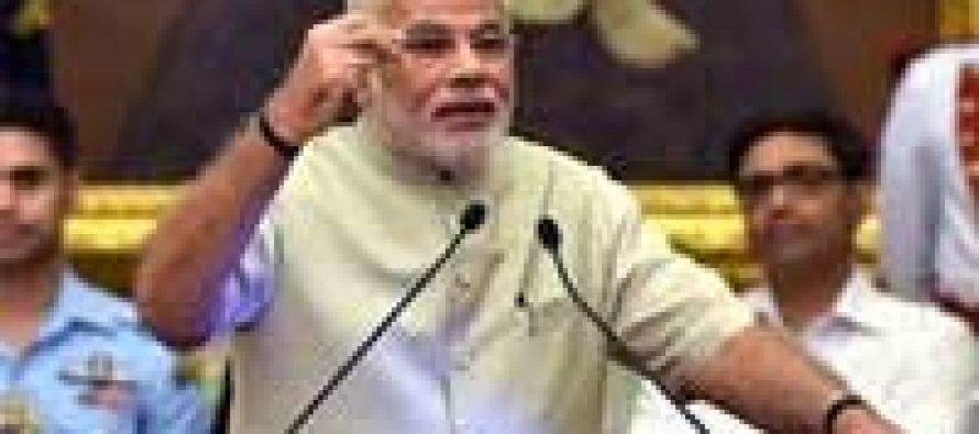 Modi asks Indians to join him in operation clean-up