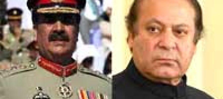 Pakistani Army chief to meet PM