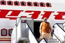 Modi arrives in Japan