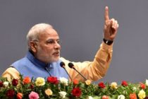Kashmir has rejected violence: Modi