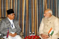 Modi expresses commitment for Nepal's socio-economic development