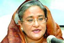 Bangladesh PM urges India to seal Teesta deal