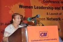 Sumitra Mahajan inaugurates the Delhi Chapter of CII's Indian Women Network