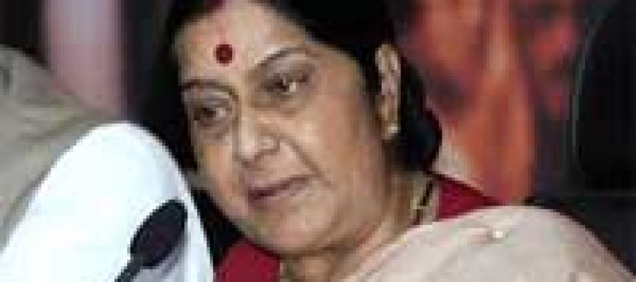 Modi government to give greater push to Look East Policy : Indian Foriegn Minister Sushma Swaraj