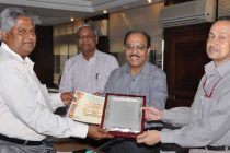 Secretary (FOOD & PD), GoI Reviews Performance of CWC and Presents Performance Awards