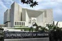 Pakistan Supreme Court issues notices to parties