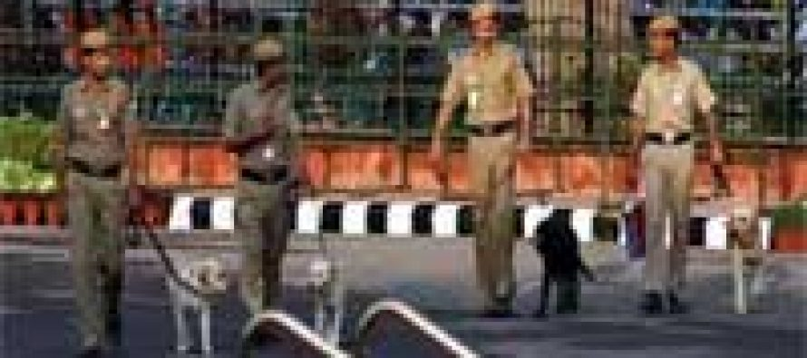 Delhi on high alert following Pathankot attack