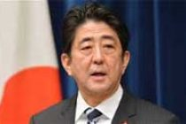 Abe wants to meet Kim without conditions