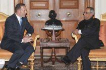 Australia important partner for India's energy security: President