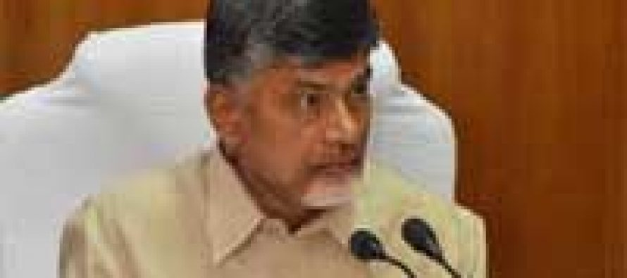 Andhra CM seeks Singapore's help to build state capital