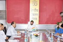 Minister for Consumer Affairs, Food & Public Distribution reviews the performance of CWC