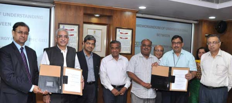 PFC GEL Signs MoU with PTCFSC