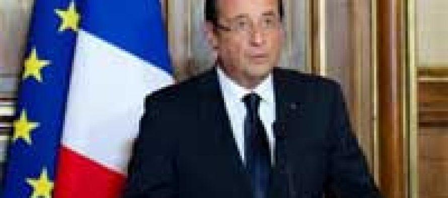 Leaders meet in Paris for anti-IS summit