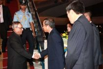 President reaches Vietnam on state visit