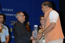 National Award for Rajbhasha to NTPC Journal