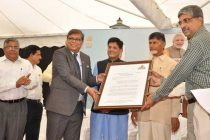 NTPC MoU with Govt. of Andhra Pradesh for 1000 MW Solar Power Projects