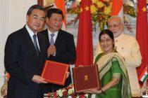 Modi-Xi talks culminate in 16 agreements
