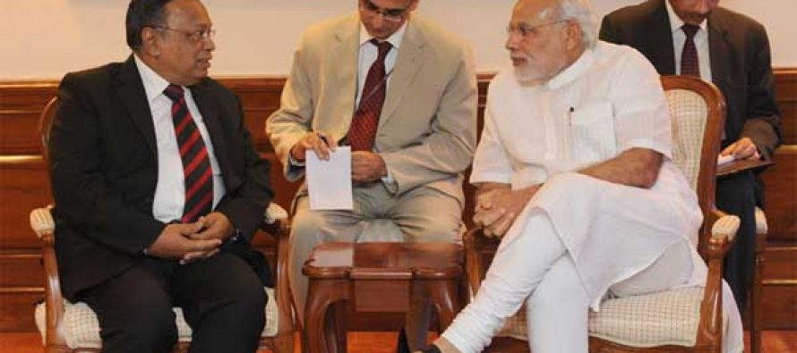 Modi calls for greater cooperation with Bangladesh in energy