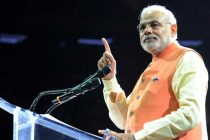 Modi wows 65,000 youth in Central Park, with message of sanitation, peace
