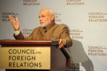 World must come together to challenge terrorism, says Modi