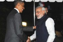 Wonderful meeting Obama, says Modi after 'Kem Chho' greeting