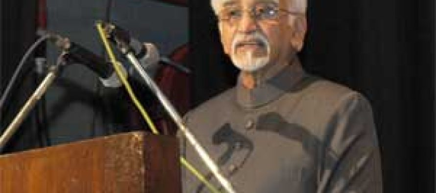 Ansari to represent India at new Afghan president's swearing-in
