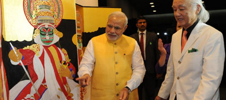 India, Japan will steer the 21st century, says Modi