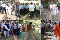 IOC, banks, sportspersons join cleanliness drive