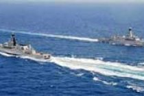Indian, Indonesian navies conclude joint patrol