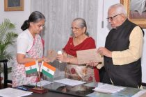 Governor Ram Naik's Postal Ballot for Maharashtra Asembly Elections