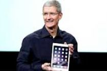 Apple unveils 'world's thinnest tablet'